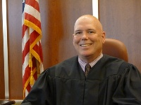 chief Judge John C Hoffman