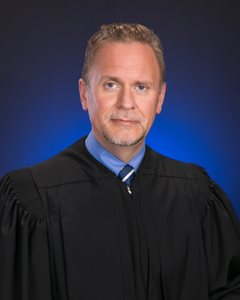 Judge Corey A. Harbott