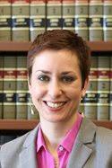 Dputy State Court Administrator Dawn Torgers