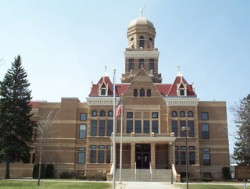 Le Sueur County Courthouse