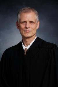 Judge Bruce A. Peterson